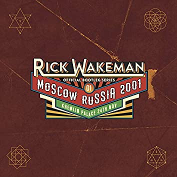 Moscow Russia 2001 - Live