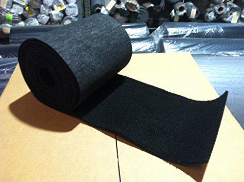 Black Bunk Carpet