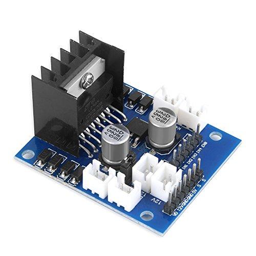 OSOYOO Model-X Motor Driver Module Shield Expansion Development Board for Arduino DIY Smart Car Robot Mega