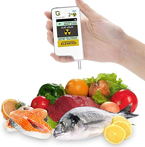 6 in 1 Greentest ECO 5F Food Nitrate Tester, High Accuracy...
