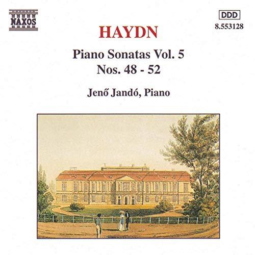 Haydn: Piano Sonatas, Vol. 5, Nos. 48-52