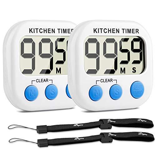 Digital temporizador de Cocina  2 Piezas
