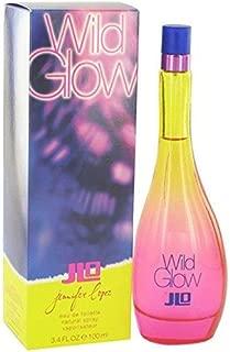 Wild Glow * Jennifer Lopez 3.4 oz / 100 ml EDT Women Perfume Spray