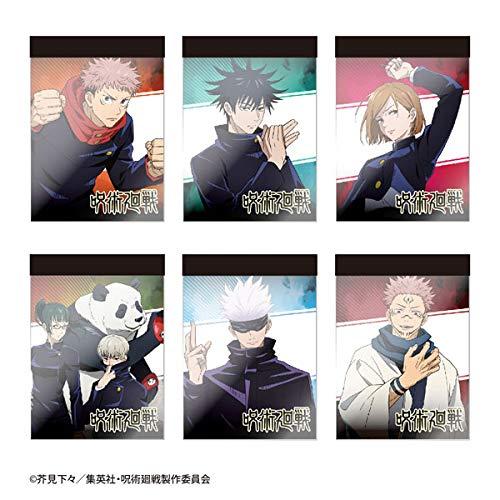 TVアニメ 呪術廻戦 ミニメモ帳コレクション 30個入りBOX