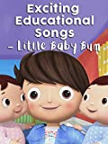 Exciting Educational Songs! - Little Baby Bum