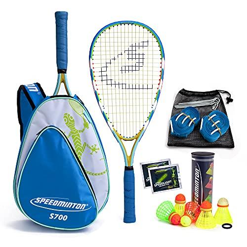 Speedminton® S700 Set – Original Speed Badminton/Crossminton...