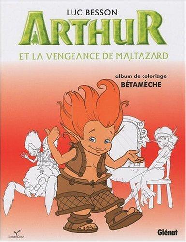 Arthur et la vengeance de Maltazard - Coloriage 3