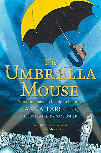 The Umbrella Mouse by Anna Fargher