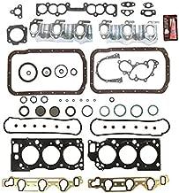 Head Gasket Full Set Kit Intake Exhaust Manifold Valve Cover Fits For 1988-1995 Toyota Pickup T100 4Runner 3.0L V6 Engine Code 3VZE Multi-layer Steel MLS With Sealant Sealer