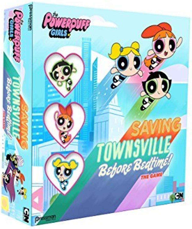 Powerpuff Girls Board Game by Pressman Toy