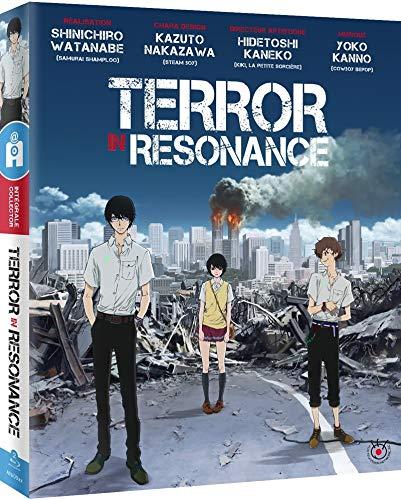 Terror in Resonance-Intégrale [Édition Collector]