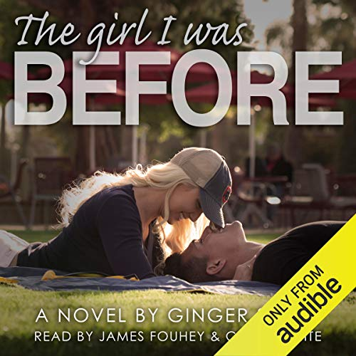 The Girl I Was Before audiobook cover art