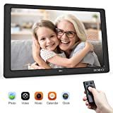 10.1 Inch Digital Photo Frame with HD IPS Screen 16:10 Full Display,BESCHOI Electronic