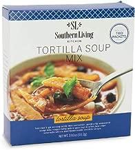 Gourmet Tortilla Soup Mix by Southern Living – Dry Soup Mix – Easy Recipe for Tortilla Soup & Shredded Tortilla Chicken