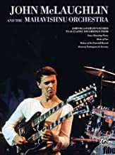 John McLaughlin and the Mahavishnu Orchestra: Score Edition (Score) by John McLaughlin (12-Jan-2006) Sheet music