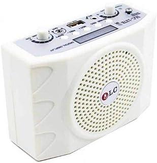 DLC Portable Voice Amplifier DLC-137, White