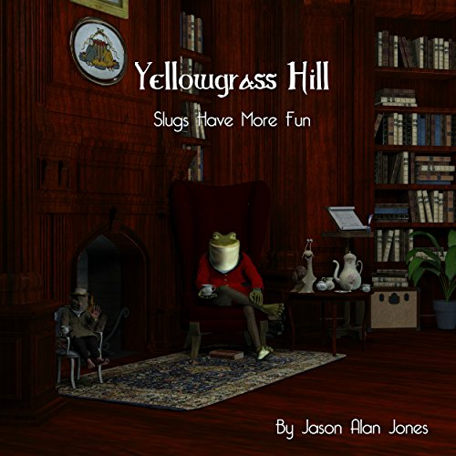Yellowgrass Hill audiobook cover art