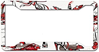 Headwind GR Your License Plate Frame Funny for Auto Car Tag Frame 12×6 inch