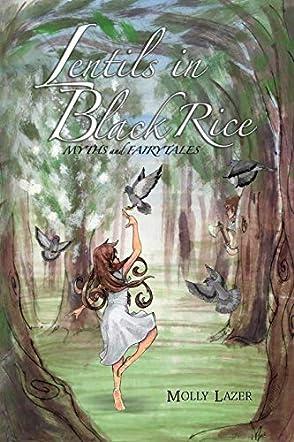 Lentils in Black Rice