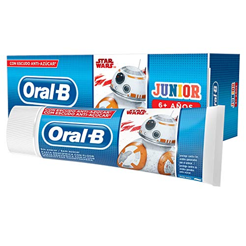 Oral-B Junior Star Wars tandpasta 6+ jaar - 75 ml