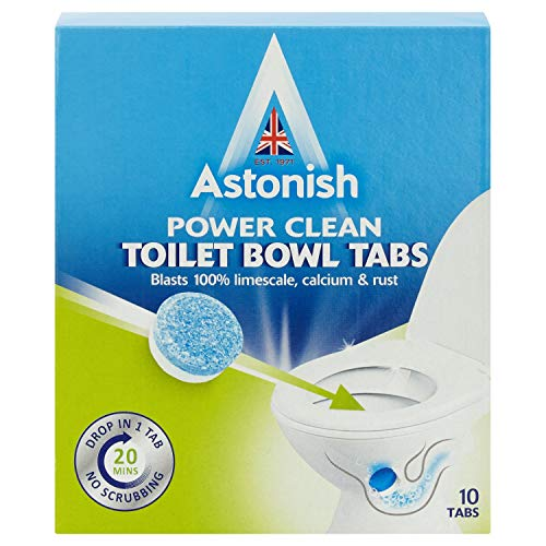 Astonish Toilet Bowl Cleaner Removes Limescale Remover Limescale...