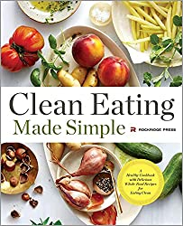 Clean eating made simple book cover Amazon