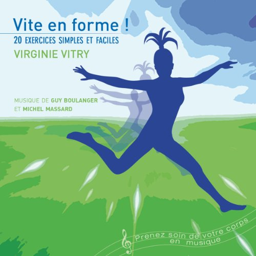 Vite en forme audiobook cover art