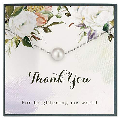 Grace of Pearl Regalo de agradecimiento para amigas, regalos de agradecimiento para mujeres, regalos de agradecimiento, regalo de mentor, regalo de maestro, regalo de terapeuta, regalo de cuid