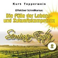 Effektiver Schnellkursus: Die Fülle der Lebens- und Zukunftskompetenz (Seminar Extra 2) Hörbuch