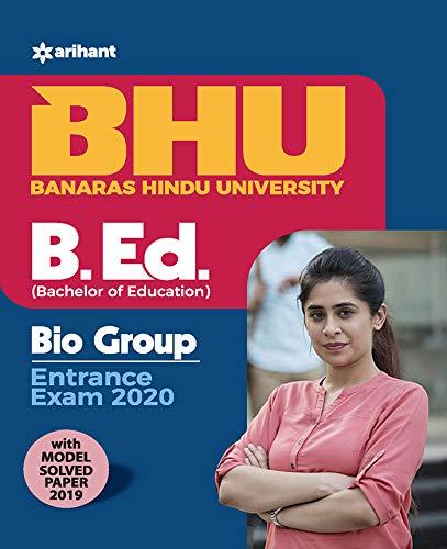 BHU B.ED Bio Group Entrance Exam 2020