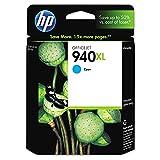New-InkJet Ink - HEWC4907AN,HP No. 940XL Cyan