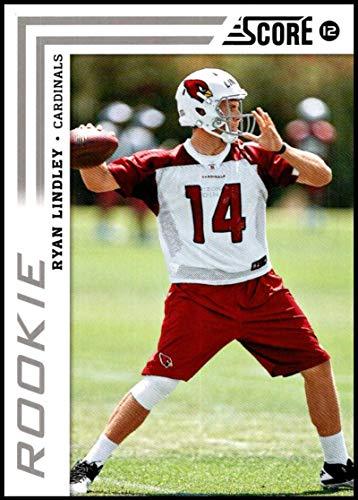 2012 Panini Score #374 Ryan Lindley NM-MT RC Arizona Cardinals Official NFL Football Card