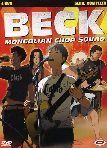 Beck-Mongolian Chop Squad [Serie completa] [Import]