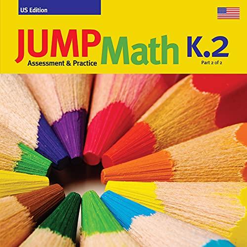 Jump Math Cc Ap Book K 2 Common Core Edition