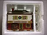 Retired Original Series Dept 56 Heritage Village Collection Dickens' Village Series 'Scrooge & Marley Counting House' New