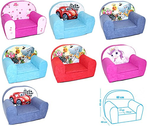Kindersessel Kinder Minisofa Kindermöbel Kinder Sofa Sessel D1