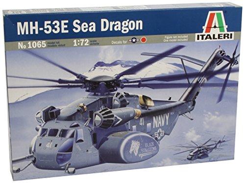 Italeri 1065 - Mh-53e Sea Dragon Model Kit  Scala 1:72