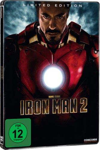 Iron Man 2 (Steelbook) [Alemania] [DVD]