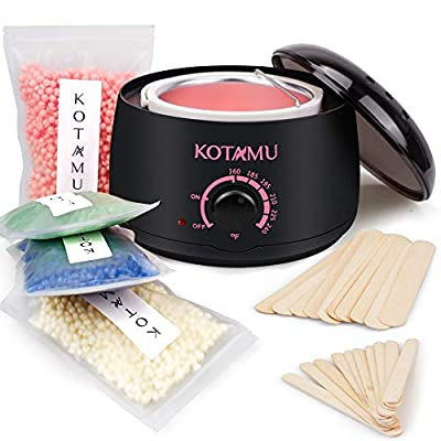 Wax Warmer Kit KOTAMU