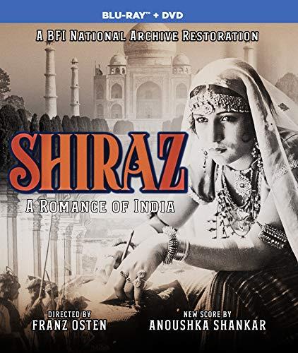 Shiraz: A Romance Of India [Blu-ray & DVD]