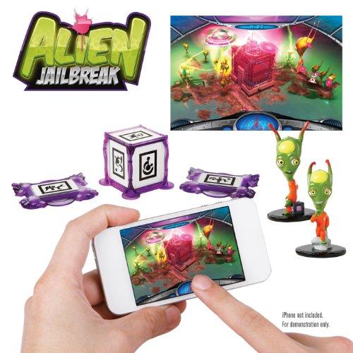 Wow Wee-App Gear - 0 160 - Jeu Électronique - Alien Jail Break - App Gear