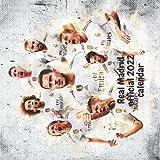 Real Madrid official 2022 calendar: soccer football RMD 12-month Calendar 2021, calendar for kids, girls, boys, men, women, otakus, weebs, sport ... genders. 8.5  x8.5   writing notes calendar.