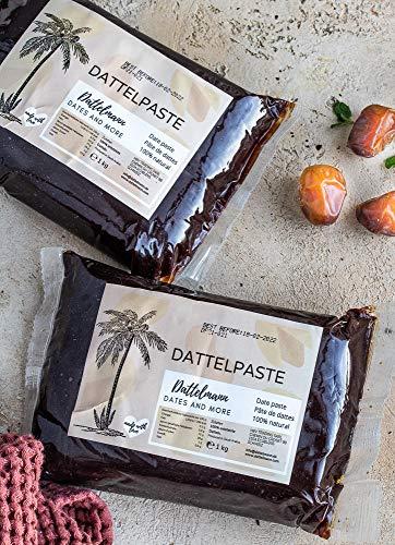 Dattelpaste 950g | 100% Natürlich & Gesund | Premium Qualität | Palmyra Delights | Vegan | Glutenfrei