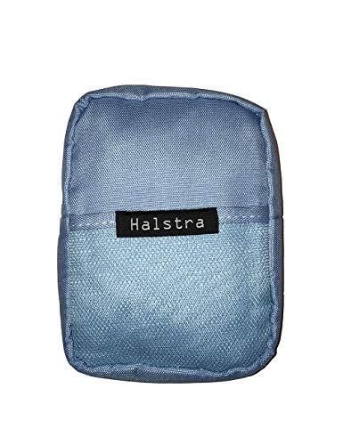 Halstra Tasche | für Reise, Zubehör, Kabel, Elektronik, Ladekabel, Powerbank, USB Sticks, SD Karten (Blau)