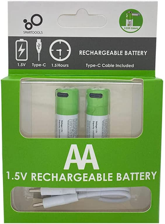 AA USB rechargeble Battery Finally resale start 1.5V Remo for mWh li-ion New arrival 2600