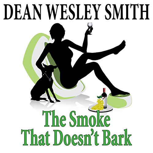 The Smoke That Doesn't Bark audiobook cover art