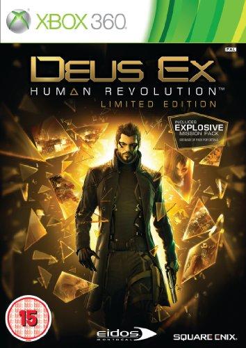 [Import Anglais]Deus Ex Human Revolution Limited Edition Game XBOX 360