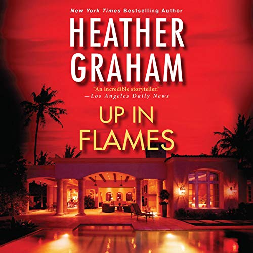 Up in Flames Audiobook By Heather Graham cover art