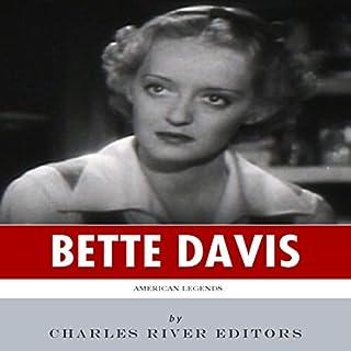 American Legends: The Life of Bette Davis audiobook cover art