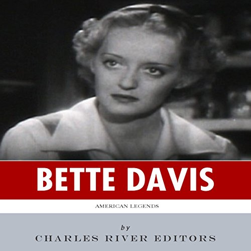 American Legends: The Life of Bette Davis audiobook cover art